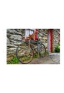 Painel Adesivo De Parede - Bicicleta - 727Pnp