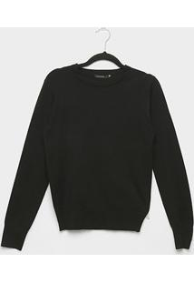 Suéter Tricot Miose Feminino - Feminino