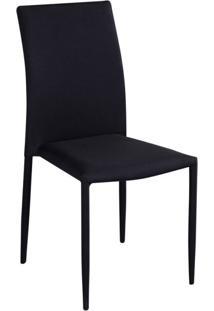 Cadeira Amanda I Preta Rivatti