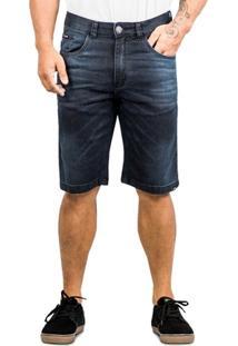 Bermuda Alfa Jeans Pro Model Gui Zolin Stoned - Masculino