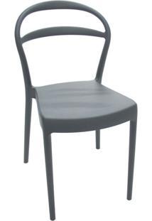 Cadeira Sissi I Grafite