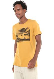 Camiseta Redley Kombi Caramelo