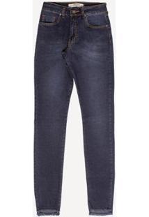 Calça Jeans Aleatory Power Feminina - Feminino