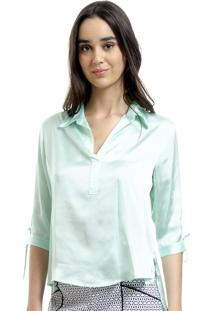 f15e6be723e44 Camisa Pólo Acinturada Basica feminina   Gostei e agora