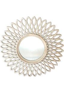 Espelho Mandala Em Madeira 100Cm | Bali