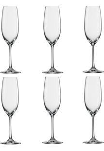 Taça Para Champagne Ivento Schott Zwiesel 6 Peças 228Ml - 15042