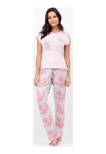 Pijama Floral
