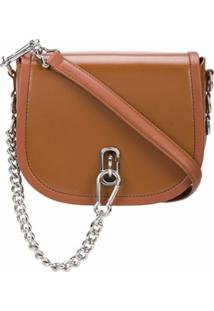 Marc Jacobs Bolsa The Saddle - Marrom