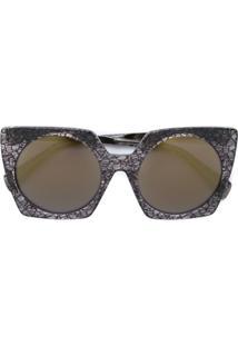 e4e1f29ae5eeb Óculos De Sol Preto Yohji Yamamoto feminino   Gostei e agora