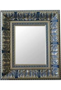 Espelho Moldura 12264 Dourado Art Shop