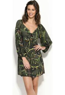 2bed8489f Vestido Farm Verde feminino | Shoelover