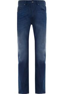 Calça L.32 Pantaloni Buster 0849B - Azul