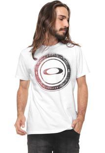 Camiseta Oakley Neo Clan Branca