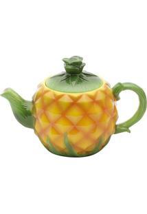 Bule Pineapple - Laranja & Verde - 1L - Lyorlyor