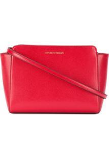 07da34941 R$ 1369,00. Farfetch Bolsa Vermelha Feminina Giorgio Armani Emporio ...