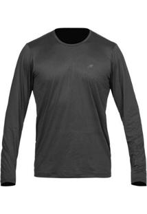 Camisa Com Proteção Solar Mormaii Uv50+ Dry Action Masculina - Masculino