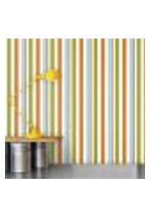 Papel De Parede Autocolante Rolo 0,58 X 3M - Listrado 06124