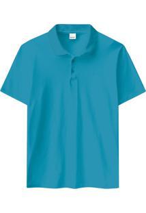 Camisa Polo Tradicional Piquê Wee!