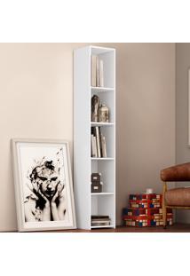 Estante Para Livros Mo8300 Branco - Art In Móveis