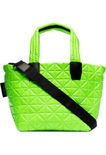 Veecollective Small Vee Tote Bag - Verde
