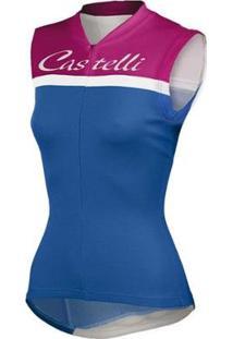 Regata De Ciclismo Castelli Promessa Feminina - Feminino