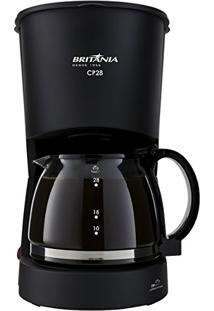 Cafeteira Elétrica Britânia Cp28 - 220V - Preta