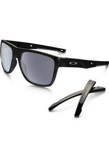 Óculos Oakley Crossrange Xl Pol. Grey - Masculino
