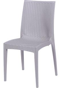 Cadeira Rattan S6380Br – Or Design - Café