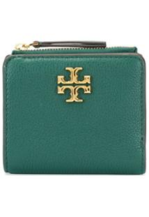 Tory Burch Carteira Kira Mini - Verde