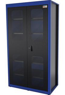 Armário De Ferramentas 2 Portas Até 400Kg Azul 44955220 Tramontina