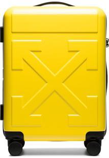 Off-White Mala Arrows - Amarelo
