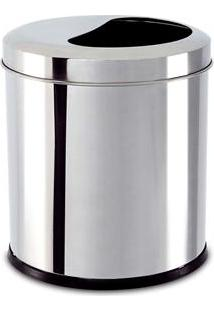 Lixeira Brinox 3063/202 Inox – 6 Litros