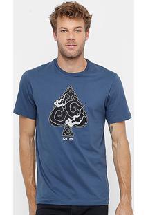 Camiseta Mcd Regular Oriental Mood Masculina - Masculino