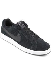 Tênis Nike Wmns Court Royale Feminino - Feminino-Preto