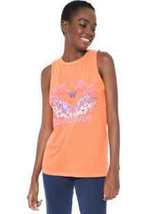Regata Oh, Boy! Flamingo Tule Laranja