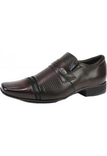 Sapato Social Jota Pe Texturizado - Masculino