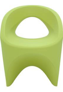 Poltrona Jet Em Polietileno Verde Tramontina