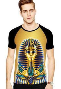 Camiseta Stompy Raglan Modelo 149 Masculina - Masculino