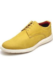 Sapatenis Ousy Shoes Jogger Nobook Amarelo