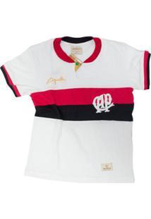 Camisa Retrô Mania Juvenil Athletico Paranaense 1978 Ziquita - Masculino