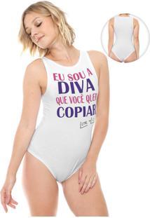 Body Fiveblu Diva Branco