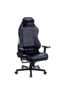 Cadeira Gamer Husky Gaming Blizzard 900, Preto, Com Almofadas, Reclinável Com Sistema Frog, Descanso De Braço 3D - Hgma062