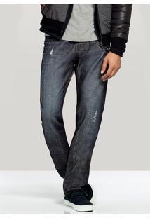 Calça Jeans Masculina Hering Slim Special Denim