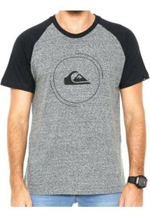 Camiseta Quiksilver Especial Raglan Pack Iii - Masculino