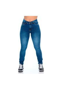 Calça Jeans Blu Scuro Emporio Alex Jeans Azul