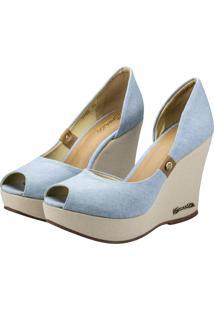 Sandália Barth Shoes Noite Jeans