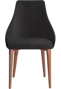 Cadeira Evelyn Preto