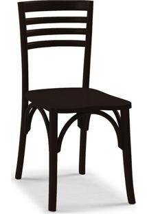 Cadeira De Jantar Samara Preta
