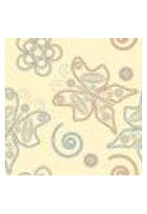 Papel De Parede Autocolante Rolo 0,58 X 3M - Infantil 1275