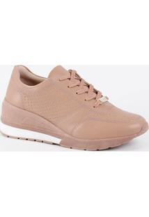 Tênis Feminino Verniz Sneaker Via Uno